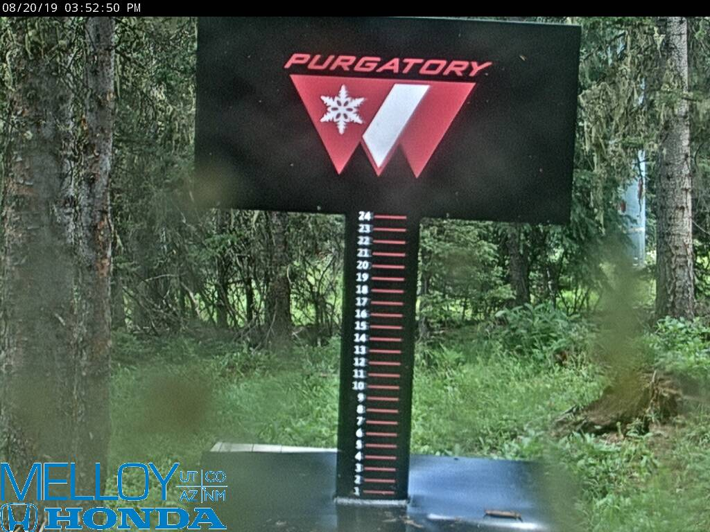 Purgatory (Durango Mountain Resort) Snow Stake