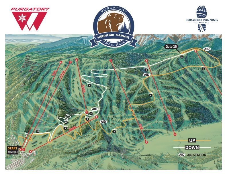 mountain marmot trail race map